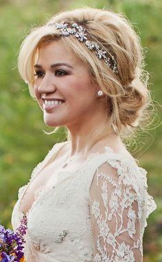 10 Great Alternatives to Wedding Veils - Lots of love, Susan