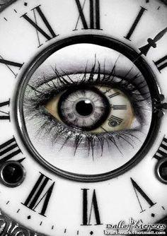 o'clock, eye, beauty, beautiful, look, time, fantasy art