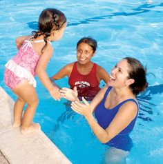 Almost time for swim lessons again!