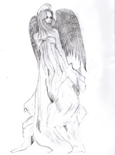 Angel with dark wings tattoos design Angel Girl Tattoo, Angel Tattoo Drawings, Angel Tattoo For Women, Fallen Angel Tattoo, Guardian Angel Tattoo, Angel Drawing, Guardian Angels, Cat Tattoo, Wing Tattoo Designs