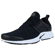 hot sale online 8a541 4edcc Nike Womens Air Presto 878068 001 black white size 12