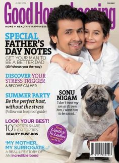 Get your digital subscription/issue of Good Housekeeping India-June, 2014 Magazine on Magzter and enjoy reading the magazine on iPad, iPhone, Android devices and the web. Allu Arjun Wallpapers, Sonu Nigam, Good Housekeeping, News Magazines, Home Health, Bollywood Actors, Best Dad, How To Better Yourself, Discover Yourself