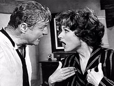 Brian Keith and Maureen O'Hara....the original is always better than the remakes, although the remake was pretty good.