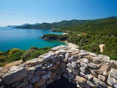 Ancient Stagira #Halkidiki . Aristotle motherland  #History