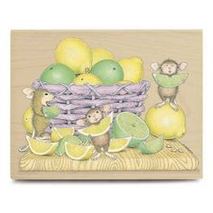 """Citrus Puckers"" from House-Mouse Designs® (HMPR1044)"