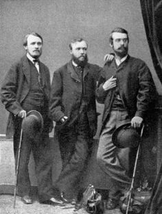ANDREW CARNEGIE American industrialist and humanitarian seen here with his cousin George N Lauder and Thomas N Miller in 1862 Carnegie Steel, Pittsburgh Art, Andrew Carnegie, Civil War Photos, Back In The Day, Family History, Famous People, The Past, Stock Photos