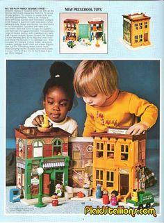 Vintage Sesame Street