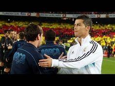 cotibluemos: El Clásico: Cristiano Ronaldo vs Lionel Messi Goal...