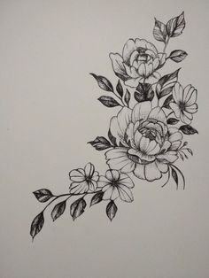55 Simple Small Flowers Tattoos Drawing Tattoos Ideas For Women This Season flower tattoos Tattoos Hip Tattoos Women, Sleeve Tattoos For Women, Floral Tattoo Design, Flower Tattoo Designs, Floral Hip Tattoo, Vintage Flower Tattoo, Small Flower Tattoos, Small Tattoos, Mandala Flower Tattoos