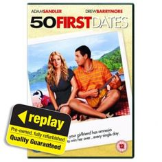 Replay DVD: 50 First Dates (2004)