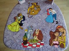 Deco Patch, Disney