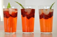 Heart healthy cocktails for American Heart Month