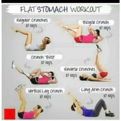 Morning Workouts ~ Good For All