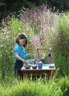 IRIS GRACE'S MOTHER: ON AUTISM, NATURAL PLAY SPACES AND CHILD LED HOME EDUCATION