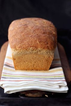 The Best Gluten free Sandwich Bread from America's Test Kitchen – How Can It Be Gluten free Cookbook Giveaway