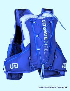 Mochilas trail running ultimate direction 2014 scott jurek 9L