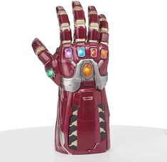 EN STOCK pour bateau AVENGERS MARVEL LEGENDS SERIES Endgame Power Gauntlet-NEUF