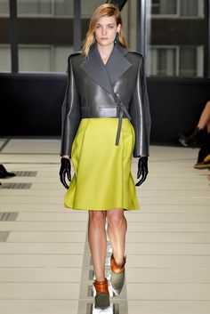 Balenciaga Fall 2012 Ready-to-Wear