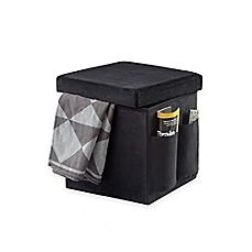 image of Sit & Store Folding Ottoman