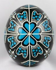 I made this pysanka for all the nephews in my family this year, and other young male friends Carved Eggs, Egg Designs, Egg Art, Egg Decorating, Easter Eggs, Arts And Crafts, Carving, Christmas Ornaments, Beautiful