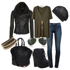 Like this for a day out in the country picnicking or a day in the City browsing stores, dinner, and some club crawls.