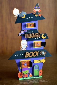 Halloween Card :) - Scrapbook.com