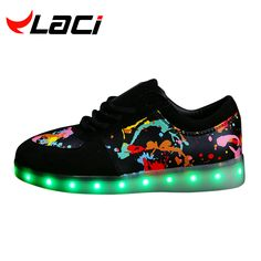Women men Colorful glowing shoes lumineuse with usb light up charger led luminous shoes simulation sole led shoes for adults #clothing,#shoes,#jewelry,#women,#men,#hats,#watches,#belts,#fashion,#style