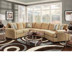 The Dump Furniture Outlet - BELLA SECTIONAL