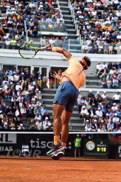 Rafael Nadal - Rome 2016                                                                                                                                                                                 Mehr