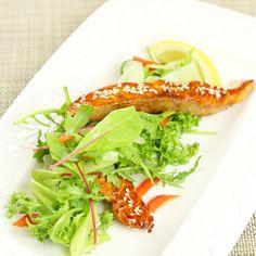 Салат из огурцов кунжута и соевого соуса