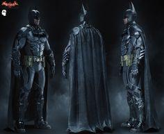 ArtStation - Batmah : Arkham Knight cinematic model, Alessandro Baldasseroni