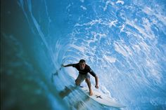 Surfing. Photograph Blue Cave by Roger Sharp on 500px