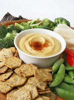 Hummus #vegan
