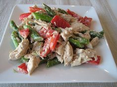 Chinese Chicken Salad by Judicial Peach