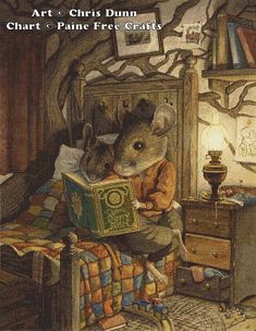 Beloved, Time-Tested Read Alouds For Young Children Mouse House - Chris Dunn - giving me nostalgic vibes!Mouse House - Chris Dunn - giving me nostalgic vibes! Art And Illustration, Animal Illustrations, Portrait Illustration, Fashion Illustrations, Illustrations Posters, Beatrix Potter, Chris Dunn, Susan Wheeler, Art Fantaisiste