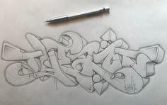 Graffiti Art Drawings, Graffiti Piece, Graffiti Designs, Graffiti Styles, 3d Street Art, Street Art Graffiti, Graffiti Wildstyle, Graffiti Lettering Alphabet, Crown Art