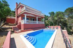 Villa Kalika, Lloret de Mar, Costa Brava