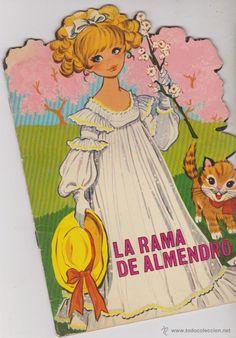 LA RAMA DE ALMENDRO¨**CUENTO TROQUELADO ILUSTRACIONES DE MARIA PASCUAL**TORAY 1969 (Tebeos y Comics - Toray - Otros)