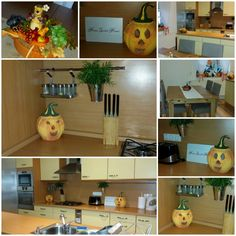 My kitchen fall decoration