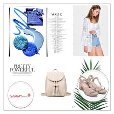 """""""SUMMER STYLE SAMMY DRESS  21"""" by umay-cdxc ❤ liked on Polyvore featuring Nika"""