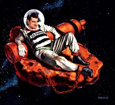 "The Stars My Destination is a science fiction novel by Alfred Bester. Originally serialized in Galaxy magazine in four parts beginning with the October 1956 issue, it first appeared in book form in the United Kingdom as Tiger! Tiger! – after William Blake's poem ""The Tyger"", the first verse of which is printed as the first page of the novel – and the book remains widely known under that title in markets where this edition was circulated. A working title for the novel was Hell's My…"