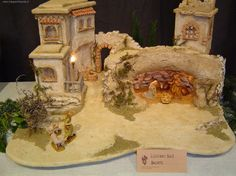 Click to Close Nativity House, Painting, Craft, Achilles, Births, Nativity Sets, Miniatures, Products, Dios