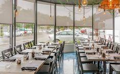 LA GASPÉSIENNE 51 #surmesure #lusine #lagaspesienne51 #quebec #restaurant #commercial