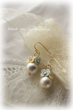 nico rev crochet earrings