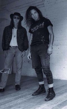 Mike McCready & Eddie Vedder | Pearl Jam
