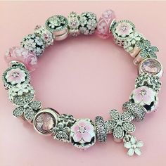 1300 Best Pandora Bracelets And Charms Images In 2019 Pandora