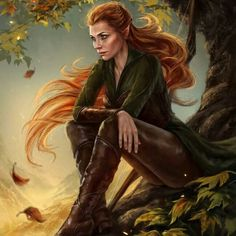 Tauriel  daughter of the forest ❤