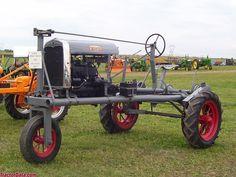 Thieman Harvester Theiman, front-left view