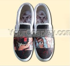 Hand Drawing Custom Canvas Universal Shoes Custom-034, New Arrival Hand Drawing Shoes, Cosplay Hand Drawing Shoes