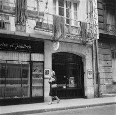 Galerie du Colisée. Rue du Colisée, Paris (VIIIème arr.), vers 1960.